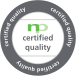 NP CERTIFIED QUALITY